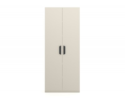 ArWardrobe with hinged doors