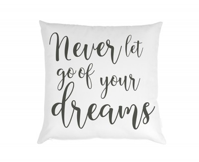 Decorative pillow 45 x 45 cm DREAM model