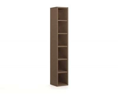 End shelving unit
