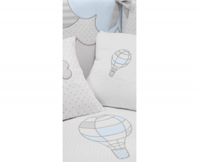 Bed co-sleeping with balloon